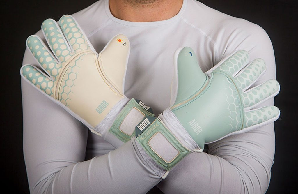 All Weather AIROR Goalkeeping Gloves